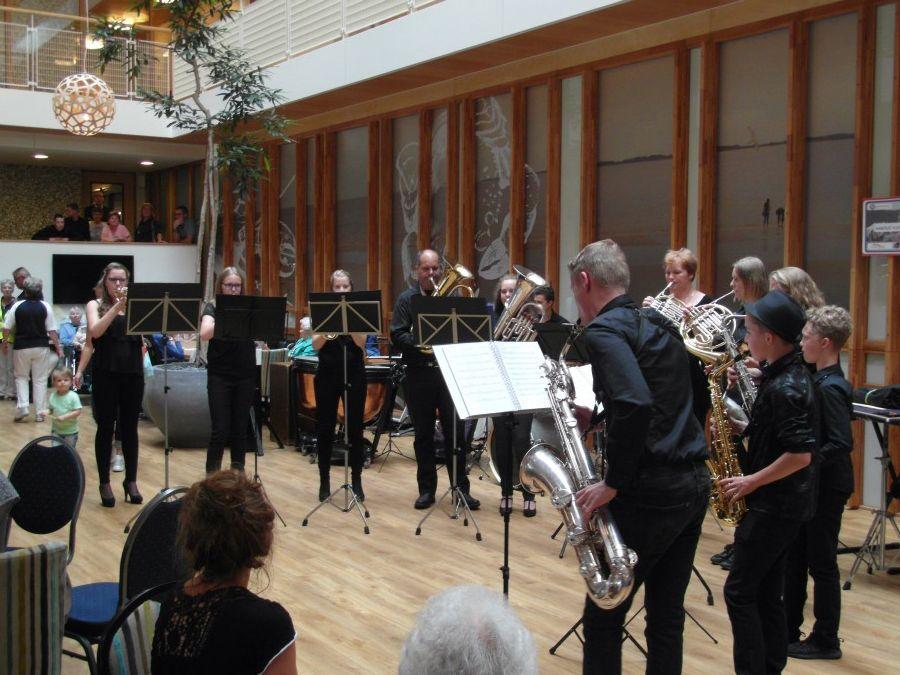 Concert de Stuifakkers