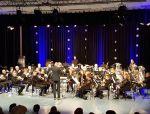 Winteruitvoering orkest